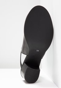 Zign - Ankle cuff sandals - black - 6