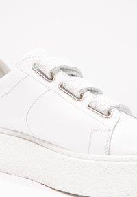 Zign - Baskets basses - white - 2