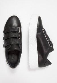 Zign - Baskets basses - black - 3