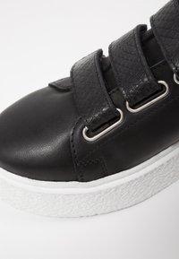 Zign - Baskets basses - black - 2