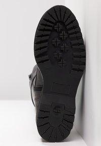 Zign - Vysoká obuv - black - 6