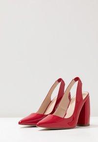 Zign - High heels - red - 4