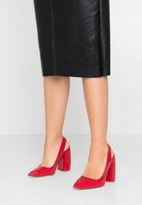 Zign - High heels - red - 0