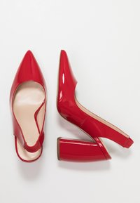 Zign - High heels - red - 3