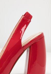 Zign - High heels - red - 2