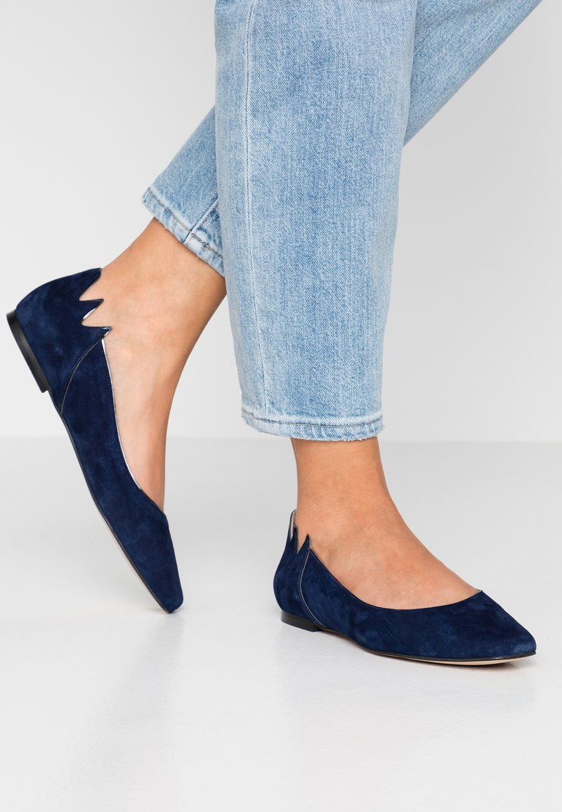 Zign - Ballet pumps - dark blue