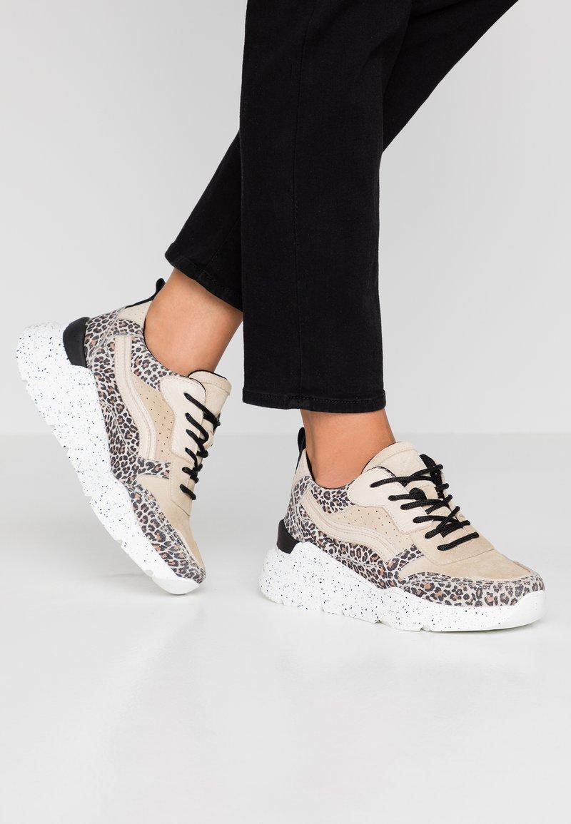 Zign - Sneakers - beige