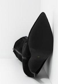 Zign - Overknees - black - 6