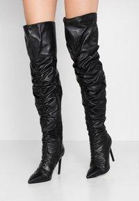 Zign - High heeled boots - black - 0