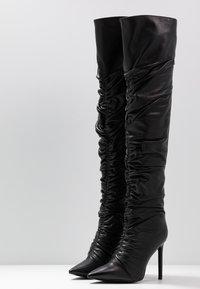Zign - High heeled boots - black - 4