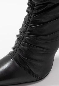 Zign - High heeled boots - black - 2