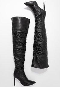 Zign - High heeled boots - black - 3