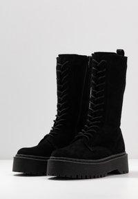 Zign - Platform boots - black - 4