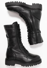 Zign - Lace-up boots - black - 3