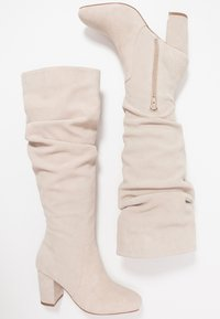 Zign - Boots - nude - 3