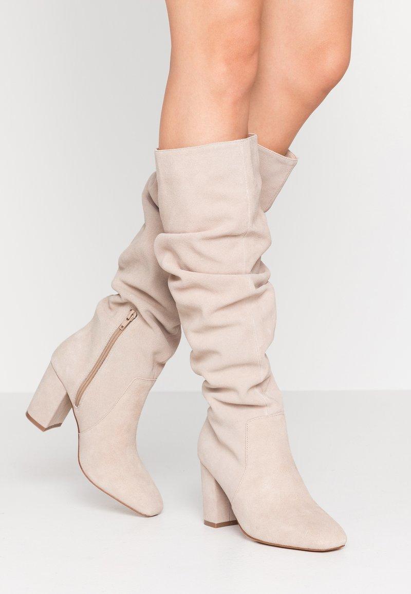 Zign - Boots - nude