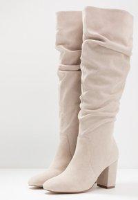 Zign - Boots - nude - 4