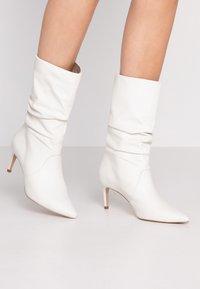 Zign - Støvler - white - 0
