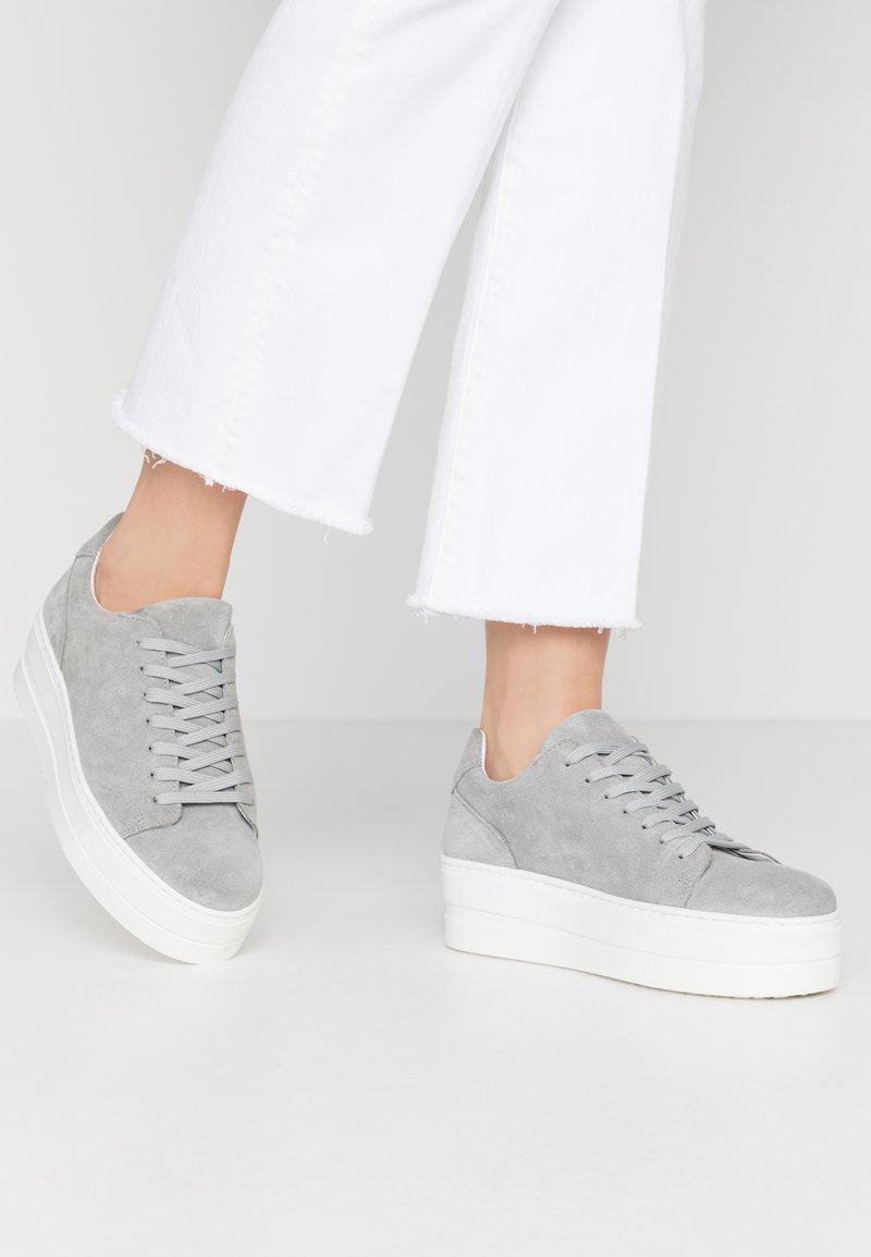Zign - Baskets basses - grey
