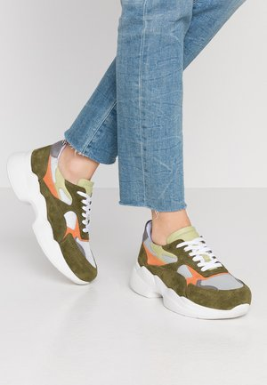 Trainers - multicolor