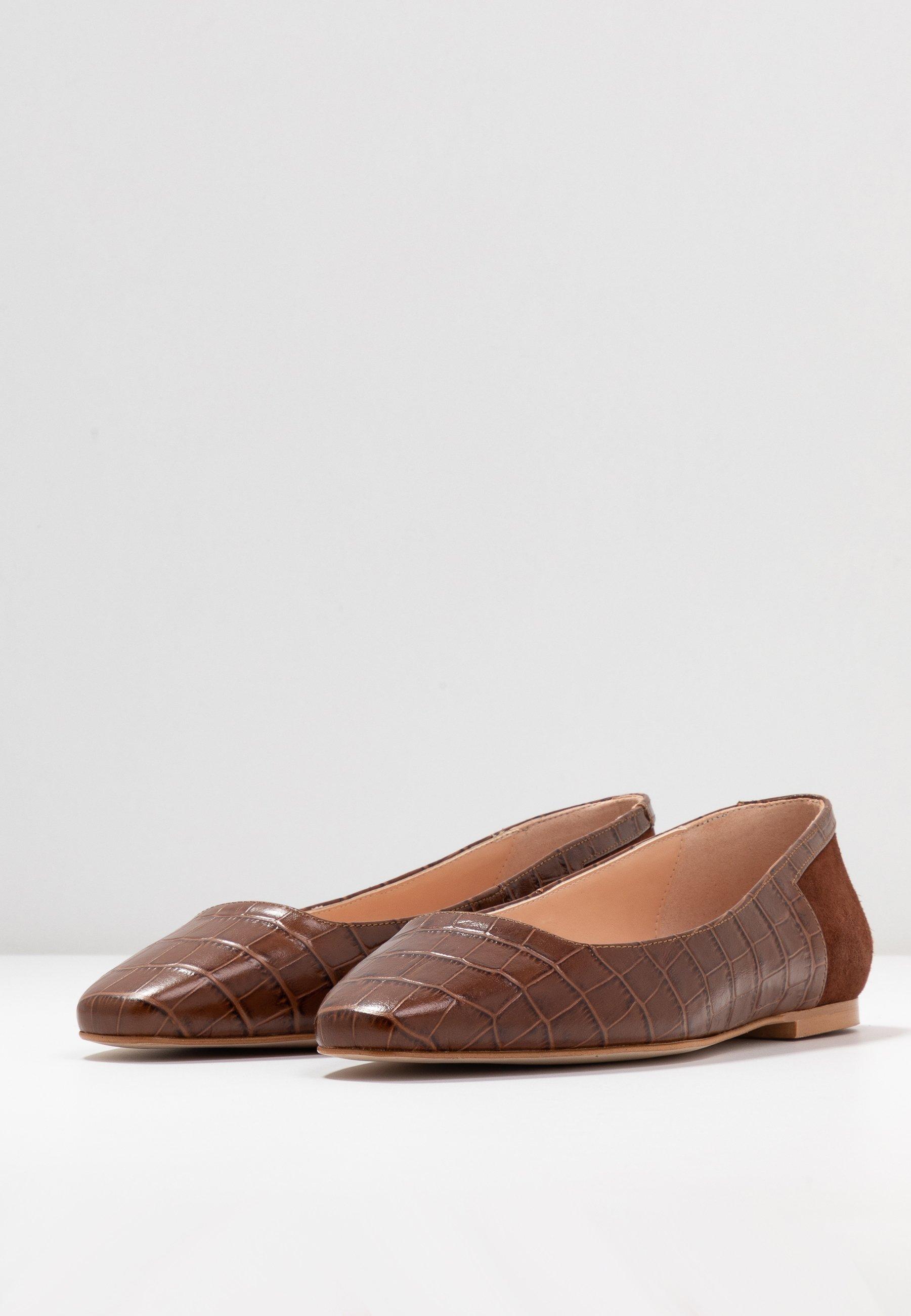 Zign Ballerina's - Brown Goedkope Schoenen