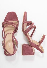 Zign - Sandals - mauve - 3