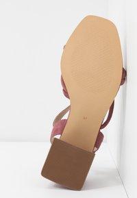 Zign - Sandals - mauve - 6