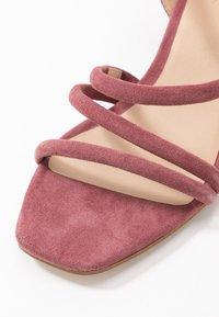 Zign - Sandals - mauve - 2