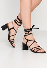 Zign - Sandaler - black - 0