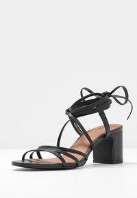 Zign - Sandaler - black - 4