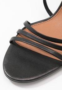 Zign - Sandaler - black - 2
