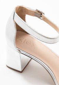 Zign - Sandals - silver - 5