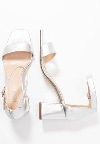 Zign - Sandals - silver - 1