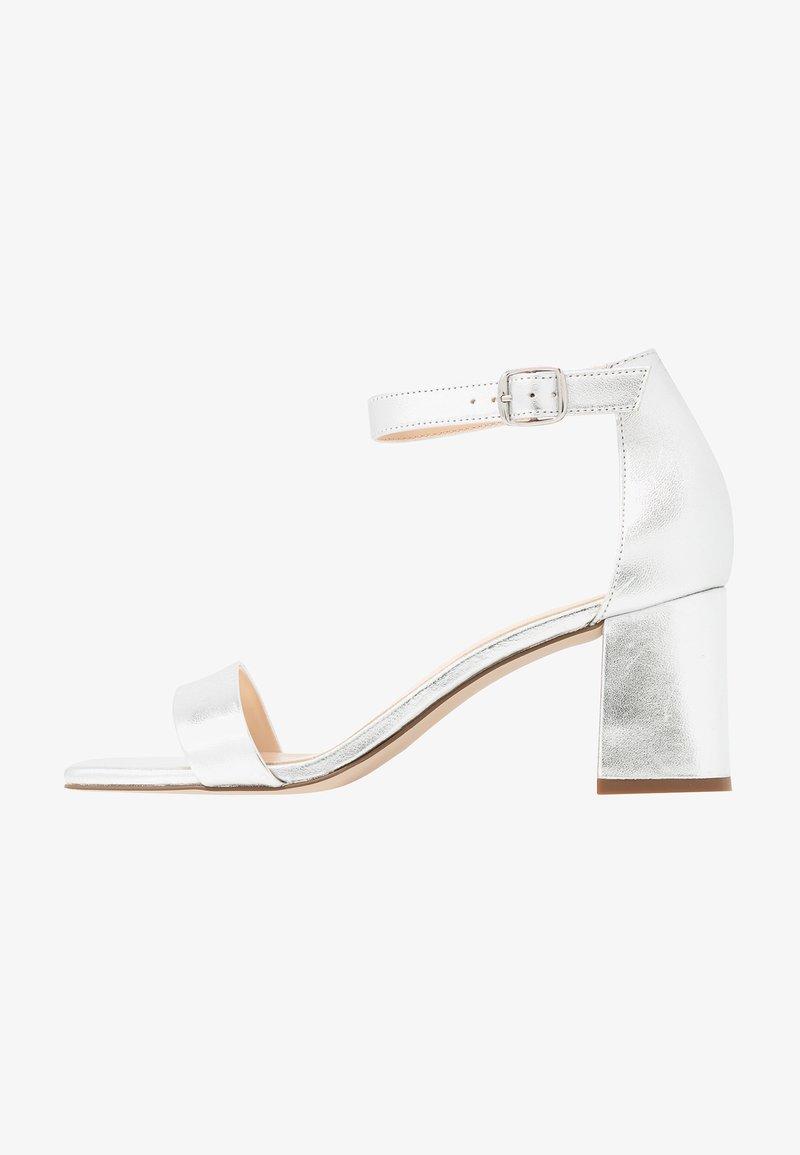 Zign - Sandals - silver