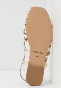 Zign - Sandals - gold - 4