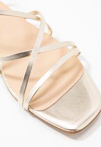 Zign - Sandals - gold - 5