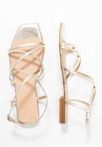 Zign - Sandals - gold - 1