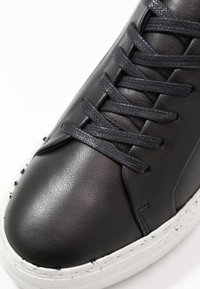 Zign - RECYCLED RUBBER SOLE - Tenisky - black - 2