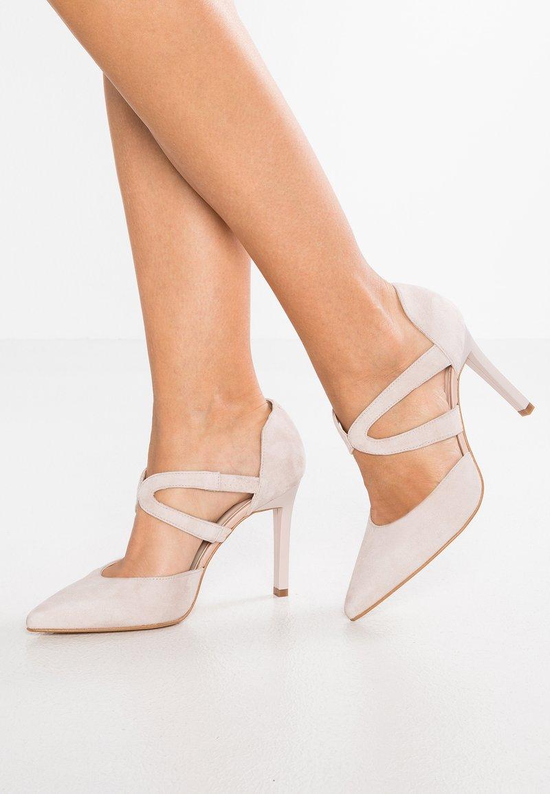 Zign - High heels -  nude