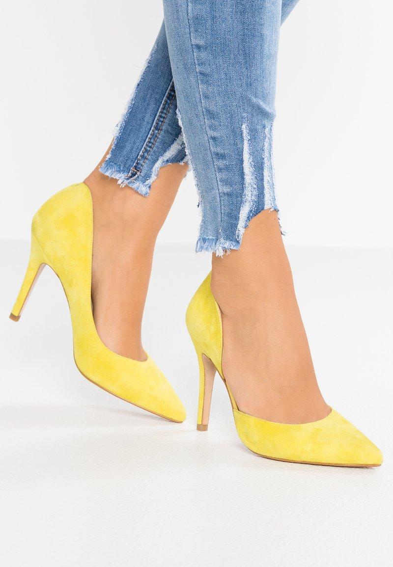 Zign - Zapatos altos - yellow