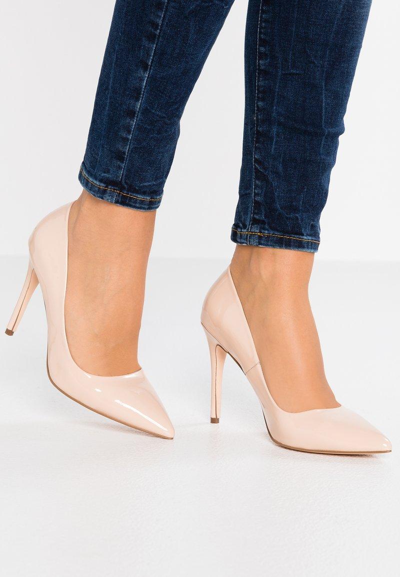 Zign - Zapatos altos - nude