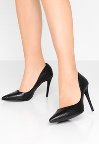 Zign - Højhælede pumps - black - 0