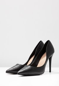 Zign - Højhælede pumps - black - 4