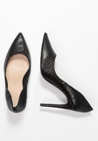 Zign - Højhælede pumps - black - 3