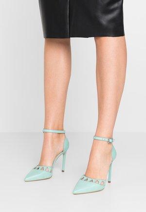 High heels - mint