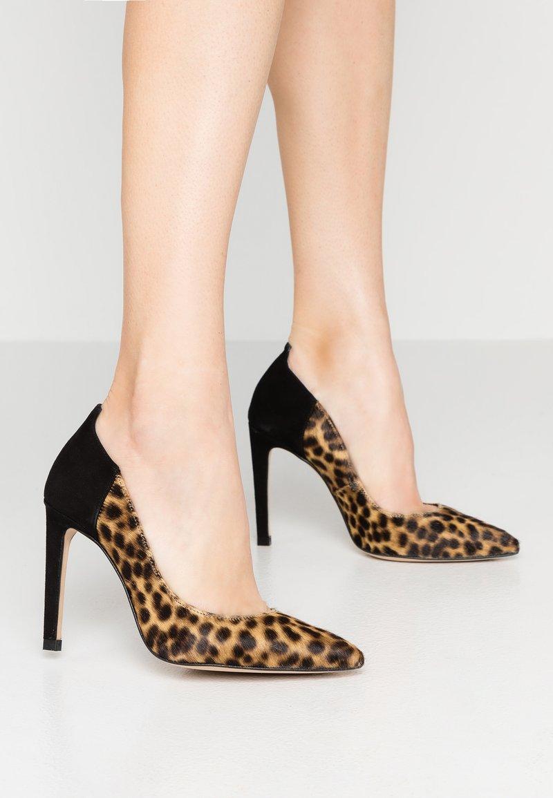 Zign - High heels - beige