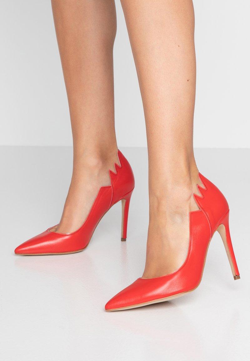 Zign - Classic heels - red