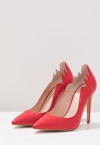 Zign - Classic heels - red - 4