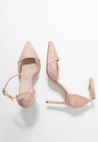 Zign - High heels - nude - 3
