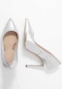 Zign - High heels - silver - 3